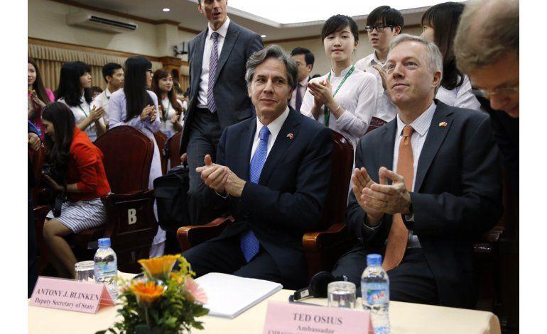 Cargo de EEUU cuestiona las intenciones de China