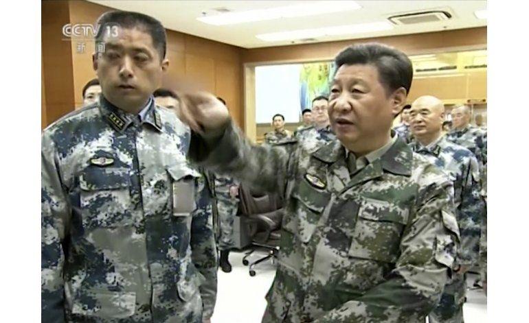 El presidente chino concentra cada vez más poder