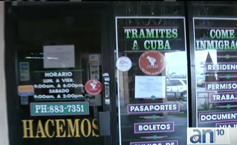 Acusan de fraude a agencia en Hialeah de viajes a Cuba