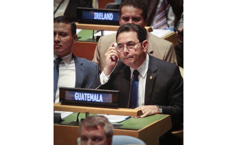 Guatemala denuncia ataque de soldados beliceños a niño