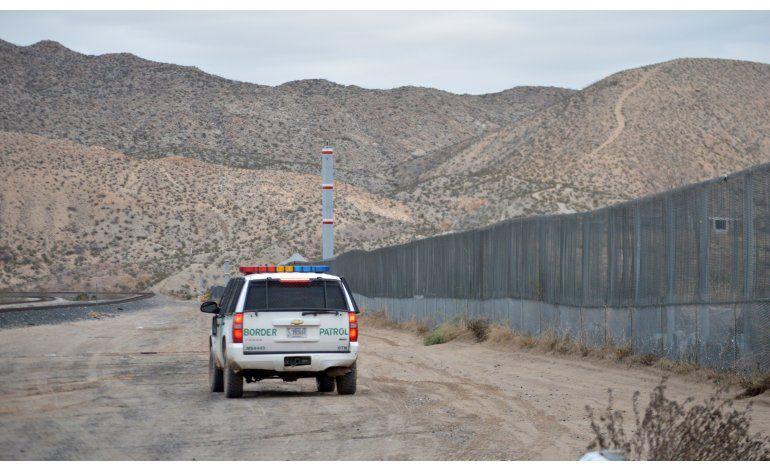Exclusiva AP: Rechazan código de colores para frontera EEUU