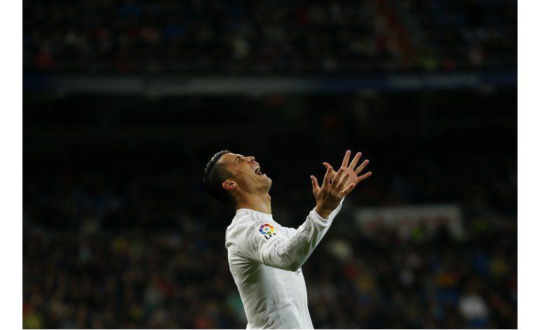 CR7 baja para próximo partido de Madrid, duda para Champions