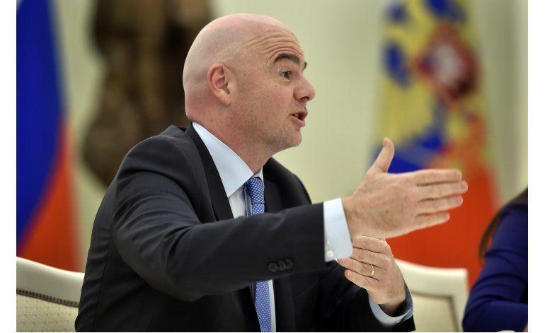 FIFA supervisará condiciones de trabajo en Catar para 2022