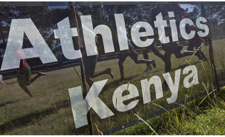 Presidente de Kenia firma ley antidopaje