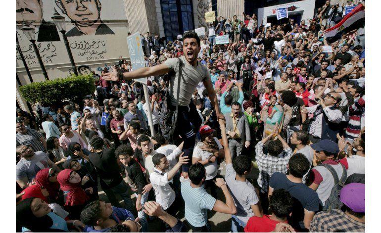 Egipto realiza decenas de arrestos antes de manifestación