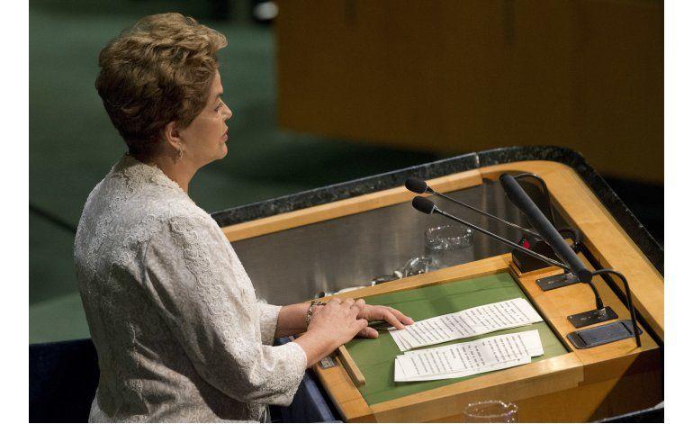 Rousseff promete pelear juicio político hasta las elecciones