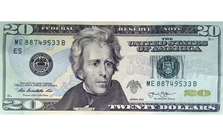 Cambio en los billetes de 20 dólares, cargado de simbolismo