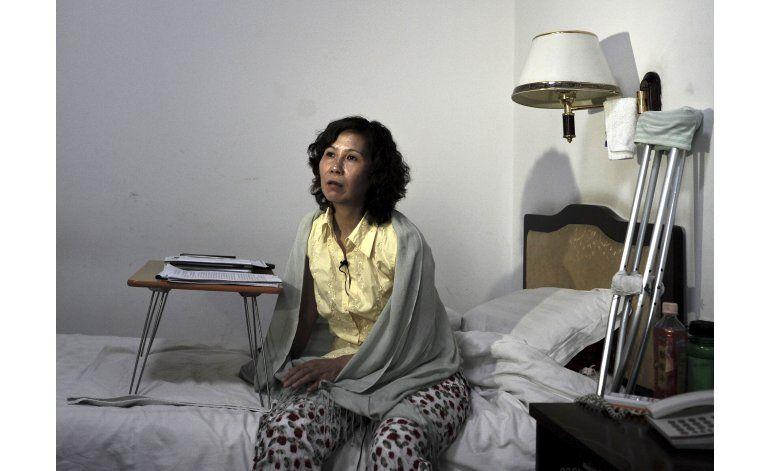 China: Policía detiene a diplomáticos por visita a activista