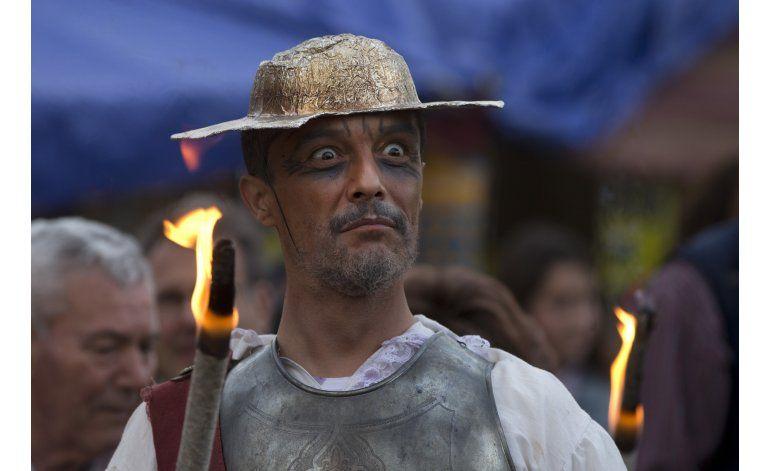 España conmemora 400 aniversario de muerte de Cervantes