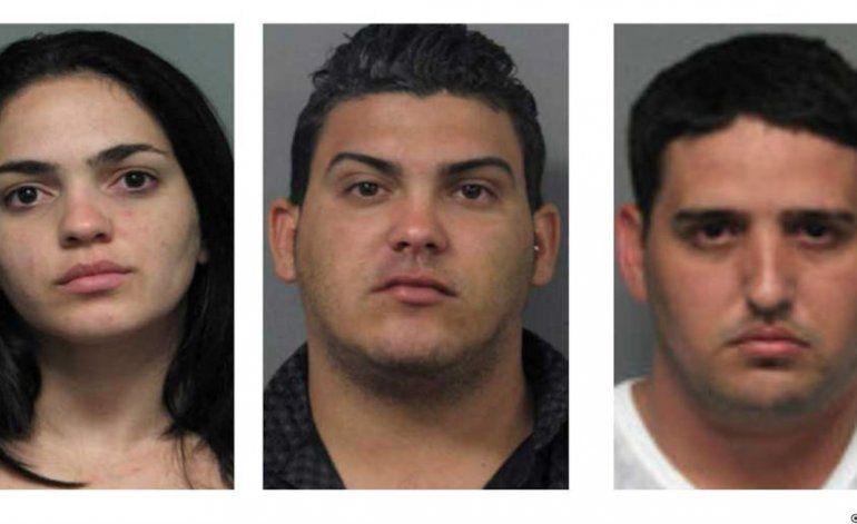 Tres delincuentes cubanos rescatados por crucero de Disney cuando huían a Cuba