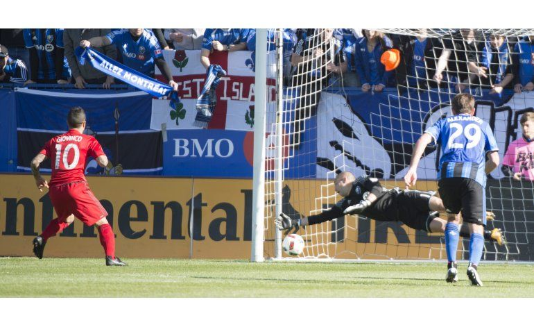 MLS: Giovinco y Toronto fulminan a Montreal