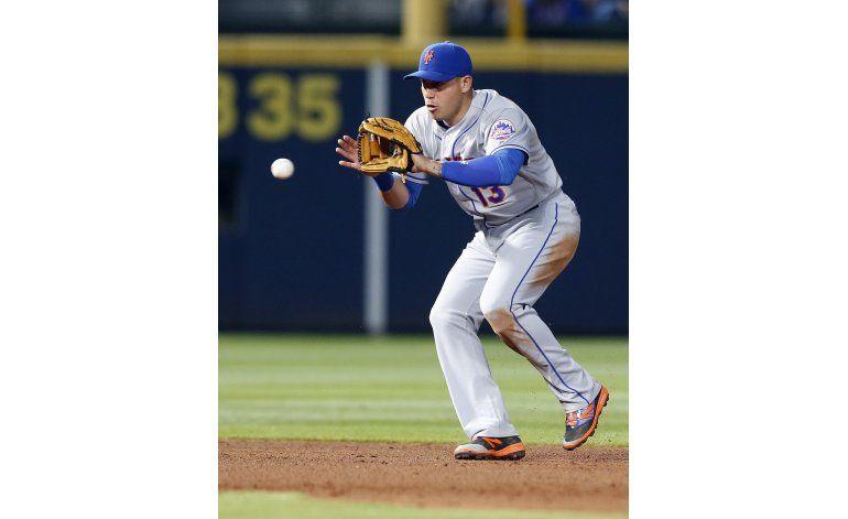 Cabrera ayuda a Mets a vencer por 8-2 a los Bravos