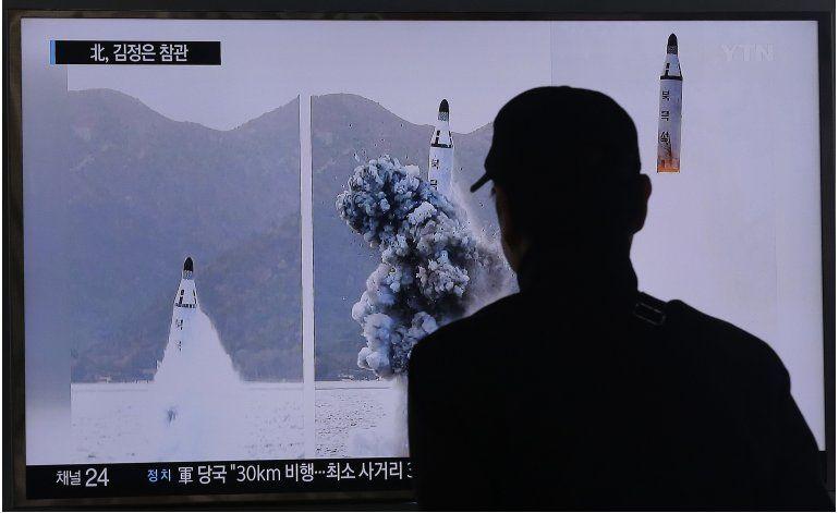 Norcorea afirma exitoso lanzamiento de prueba de misil