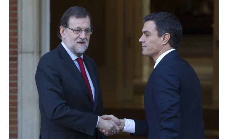 Rey de España busca consenso para formar gobierno