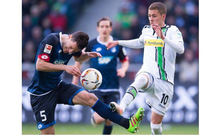 Hannover se despide de la Bundesliga
