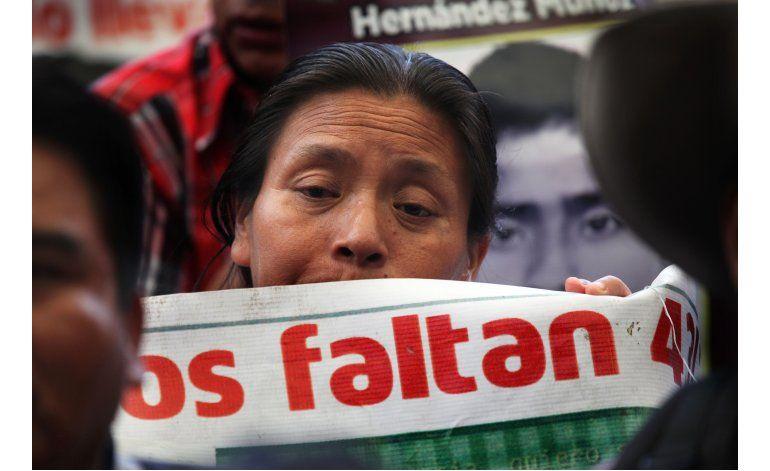 Expertos: Torturas, obstáculos en caso de 43 desaparecidos