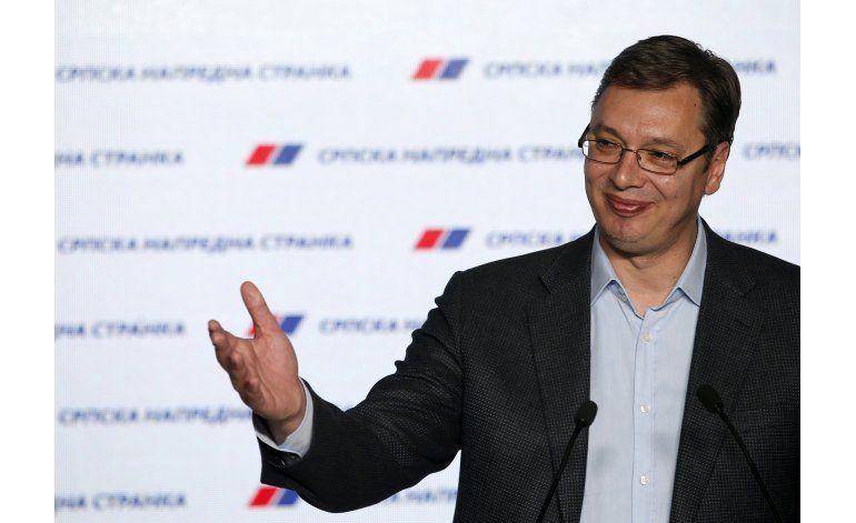 Proyecciones: Gana en Serbia voto pro Unión Europea