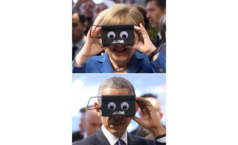 LO ULTIMO: Europa y EEUU deben ayudar refugiados, dice Obama