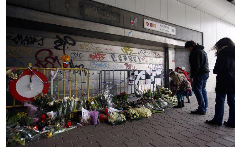 Reabre la estación de metro atacada en Bruselas