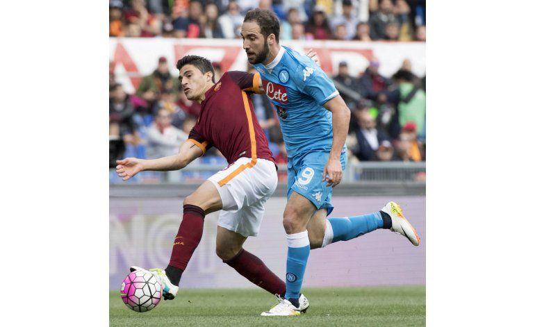 Juventus conquista 5to scudetto seguido tras revés de Napoli