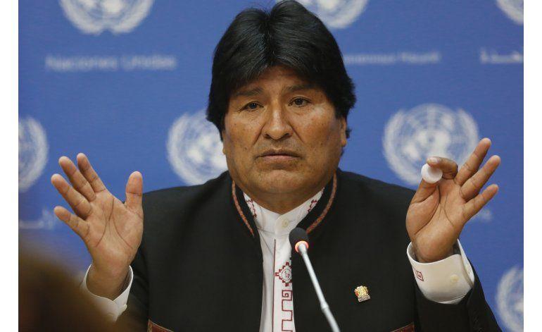 Jueza cita a Evo Morales para examen de paternidad