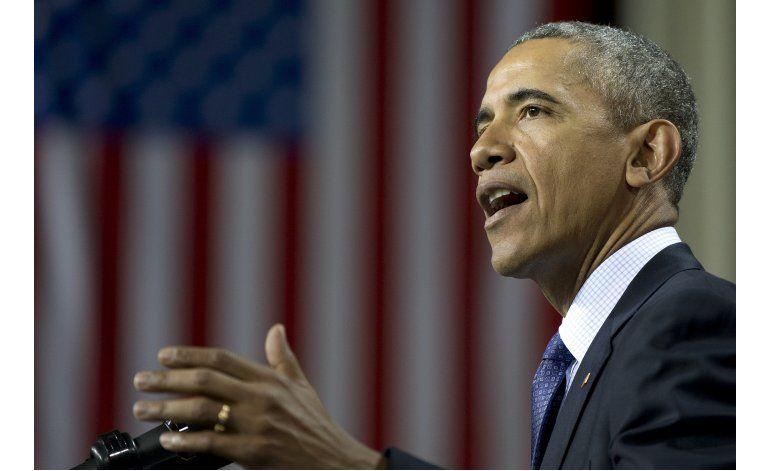 Obama pide a Europa más apoyo contra el Estado Islámico