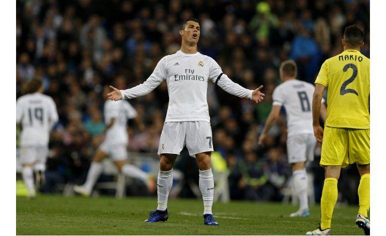 Campeones: CR y Benzema jugarían ante el City