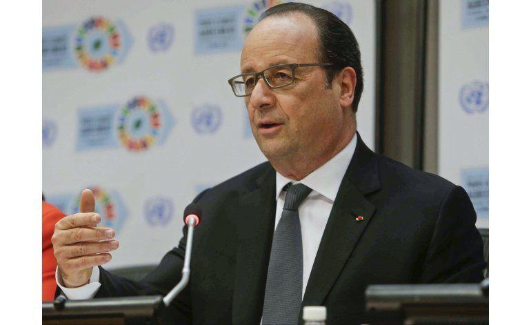 Francia: Hollande confirma cierre de antigua planta nuclear