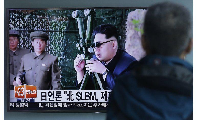 Reporte: Norcorea está lista para lanzar otro misil