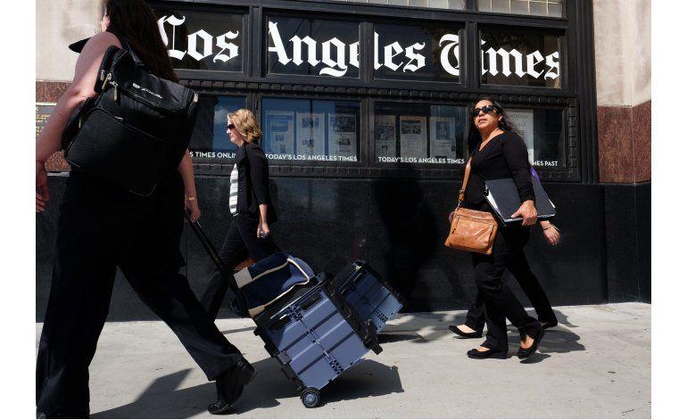 Tribune critica a Gannett, pero pondera fusión