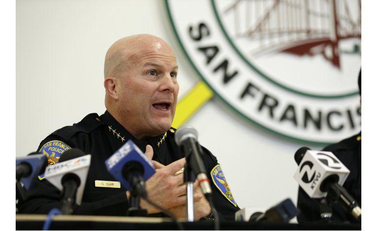 Policía de SF atrapada en nuevo escándalo de racismo