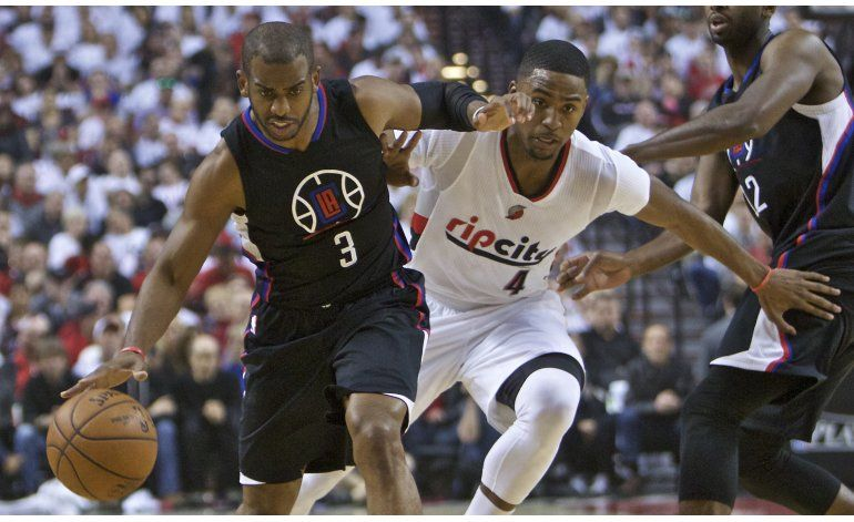 Clippers: Griffin se pierde los playoffs; Paul operado