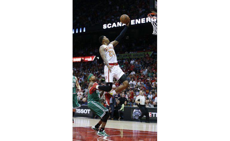 Hawks remontan ante Celtics; toman ventaja de 3-2