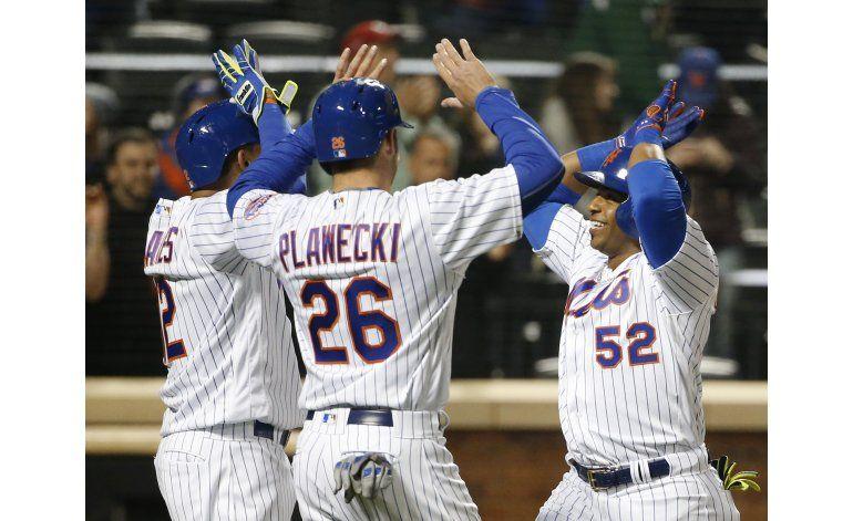 Céspedes aporta jonrón de 3 carreras al triunfo de Mets