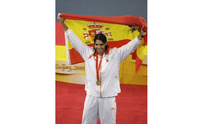 Nadal será abanderado de España en Río 2016