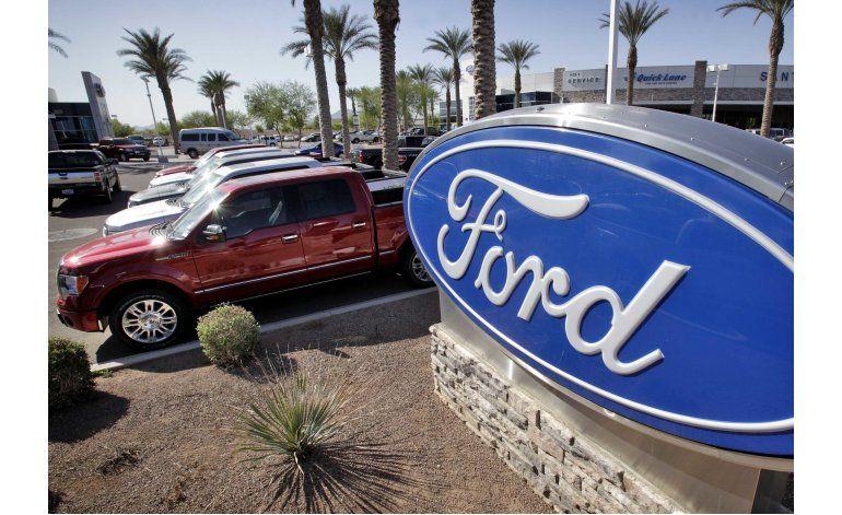 Ford retira 202.000 vehículos para reparaciones