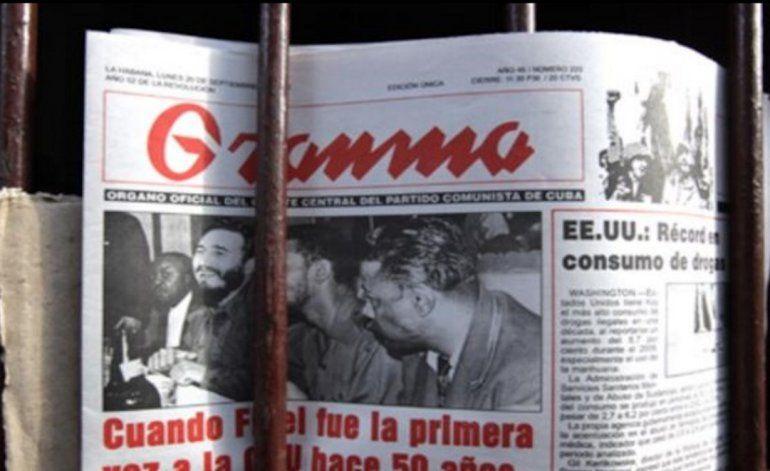 Cuba, entre los 10 países con menos libertad de prensa en el mundo
