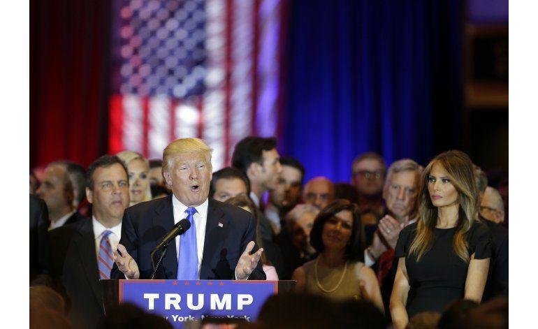 Trump promete que EEUU será su máxima prioridad