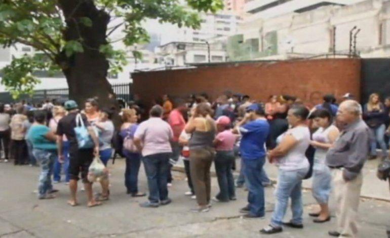 Anarquía en Venezuela