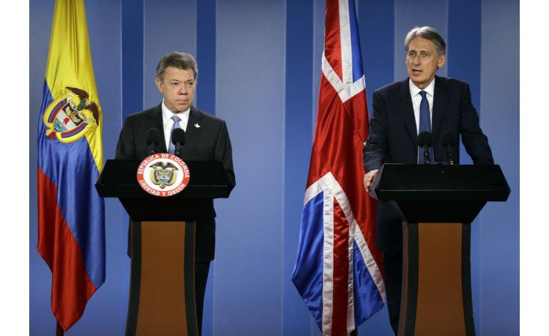 Santos hará visita de Estado a la Gran Bretaña en noviembre