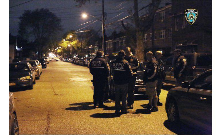 Nueva York lanza amplio operativo contra pandillas