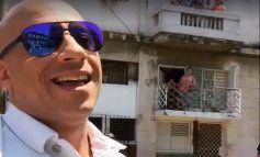Primer video de Vin Diesel en Cuba