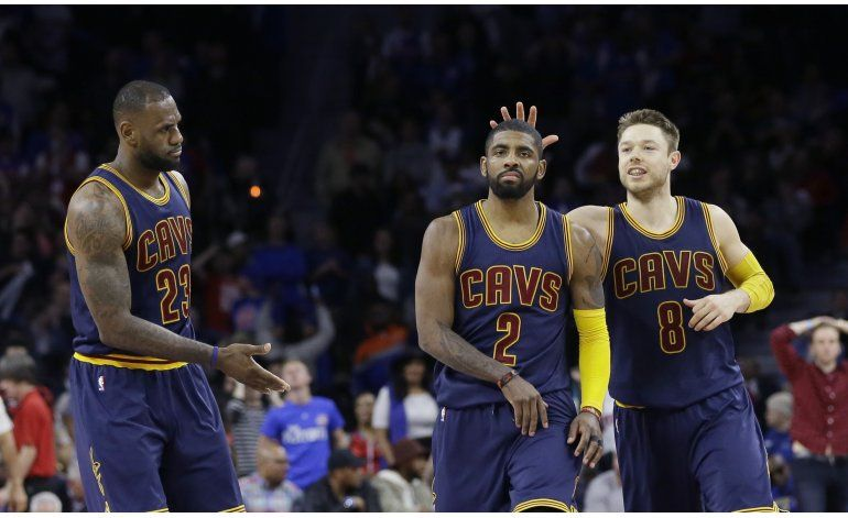 Cavaliers buscan aprovechar largo descanso en playoffs