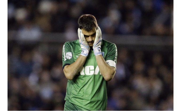 Racing y Mineiro empatan 0-0 en ida de los octavos