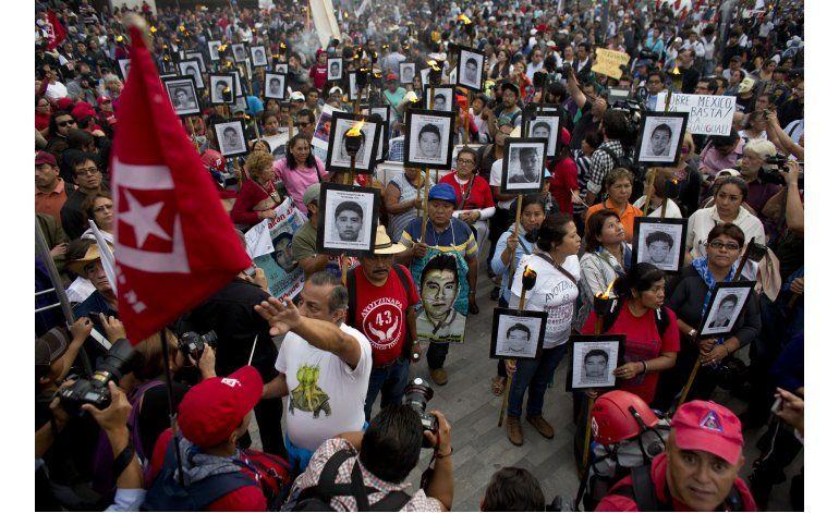 México: Fiscalía niega errores en el caso de Ayotzinapa