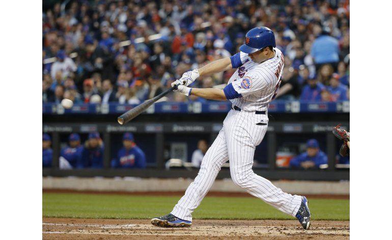 Walker pega su 9no jonrón; Mets hilvanan su 6to triunfo
