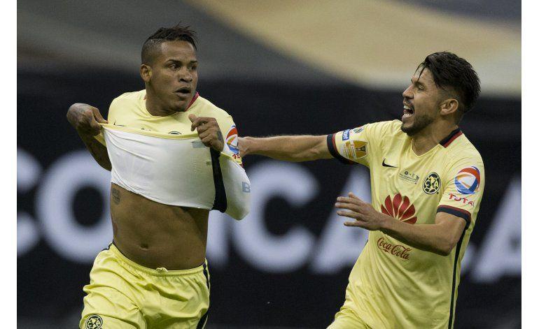 América se corona bicampeón de la CONCACAF