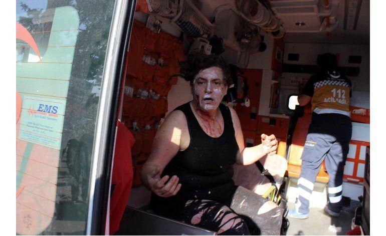 Turquía: 15 detenidos por atentado suicida en Bursa