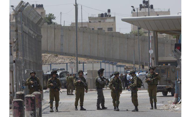 Denuncian muerte de jóvenes palestinos en Cisjordania