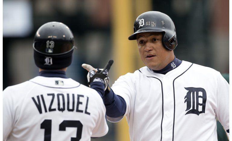 Aníbal Sánchez sale de aprietos en triunfo de Tigres